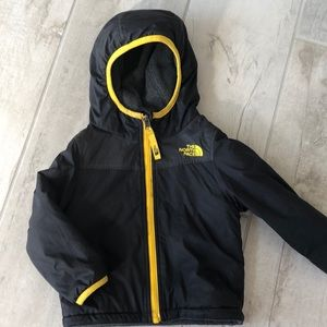 North Face Infant Reversible Jacket